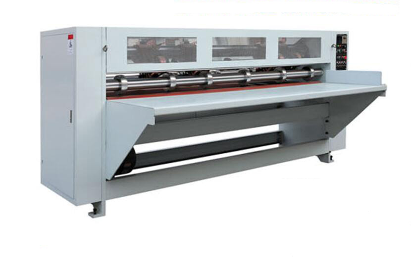 XZ薄刀分紙壓線機